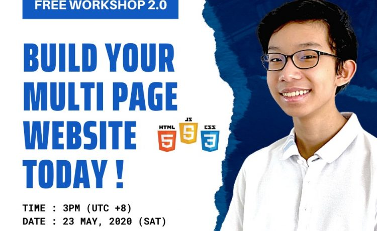 Build Your Multi-Page Website with Dominic