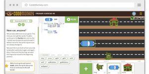 CodeMonkey – Game Builder
