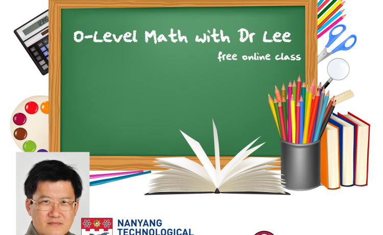 O-Level Math with Dr Lee