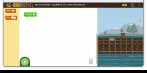 Beaver Achiever – Teach Block-based Coding